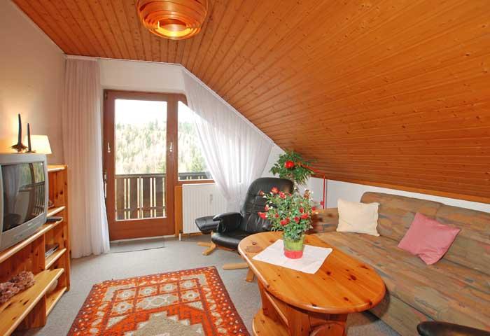 beschreibung von ferienwohnung haus hagemann in altenau. Black Bedroom Furniture Sets. Home Design Ideas