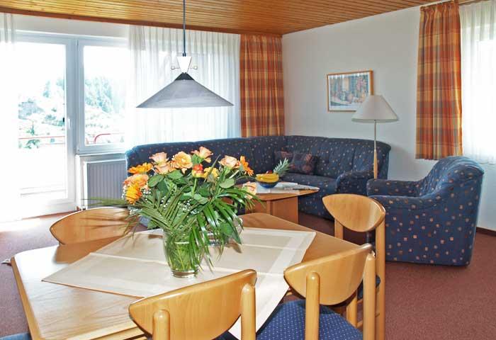 beschreibung der ferienwohnung 39 wohnung typ c 39 in altenau. Black Bedroom Furniture Sets. Home Design Ideas