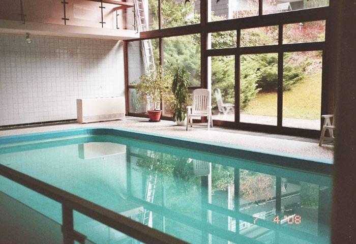 Beschreibung von ferienwohnungen fewo eritt in bad harzburg for Hotel mit schwimmbad harz