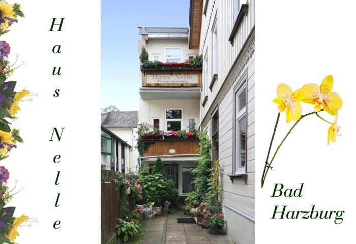 Hausbeschreibung von Ferienwohnung Haus Nelle in Bad Harzburg