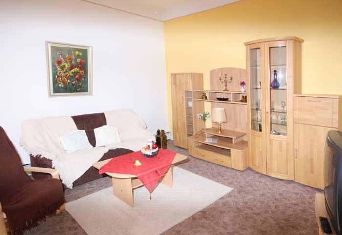 Beschreibung der Ferienwohnung Wohnung 1 Haus Nelle in