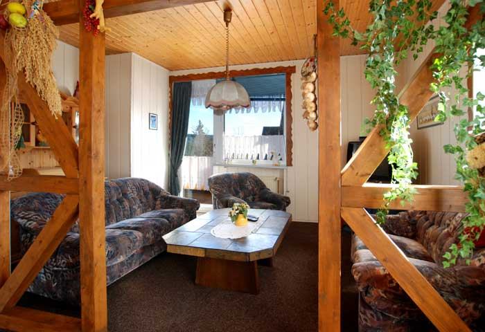 beschreibung von ferienwohnung haus harmonie in schulenberg. Black Bedroom Furniture Sets. Home Design Ideas
